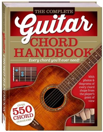 Image for The Complete Guitar Chord Handbook: Every chord you'll ever need!