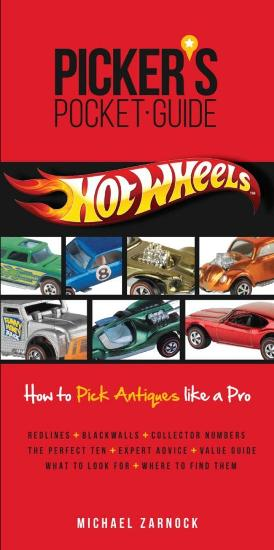 Image for Picker's Pocket Guide - Hot Wheels