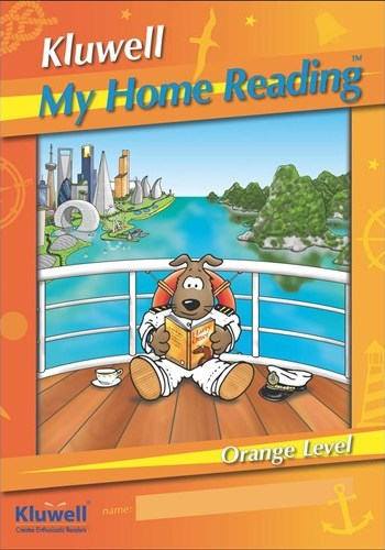 Image for Kluwell My Home Reading Orange Level (Senior 9-11 years old)(R.E.A.D. I.T. Home Reading) 8th Edition
