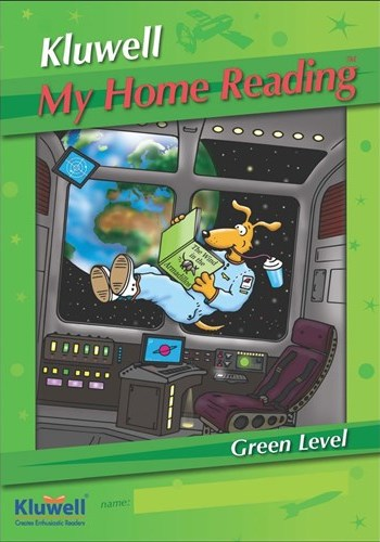 Image for Kluwell My Home Reading Green Level (Middle 7-9 years old))(R.E.A.D. I.T. Home Reading) 8th Edition
