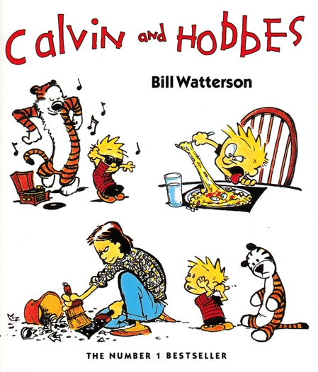 Image for Calvin and Hobbes