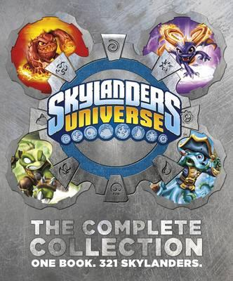 Image for Skylanders Universe: The Complete Collection, One Book. 321 Skylanders