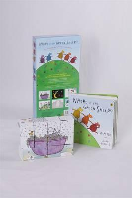 Image for Where is the Green Sheep? Gift Set: Board Book and Puzzle Blocks