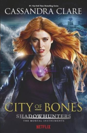 Image for City of Bones #1 Mortal Instruments TV Tie-In