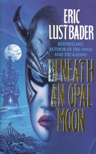 Image for Beneath an Opal Moon #4 Sunset Warrior [used book]