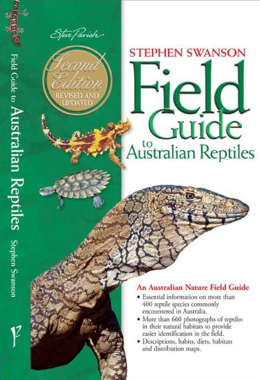 Image for Field Guide to Australian Reptiles 2nd Edition Revised and Updated