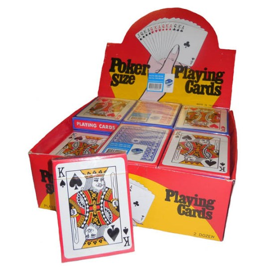 Plastic coated poker playing cards turning stone blackjack limits