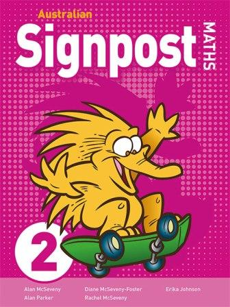 Image for Australian Signpost Maths 2 (3e) Student Activity Book AC Australian Curriculum