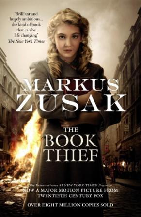 Image for The Book Thief  # Movie Tie-In [used book]