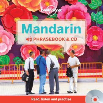 Image for Mandarin Phrasebook and Audio CD 3rd Edition Lonely Planet