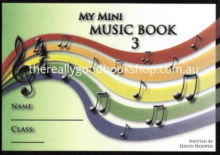 Image for My Mini Music Book 3