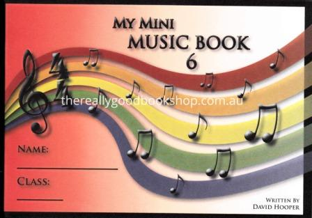 Image for My Mini Music Book 6