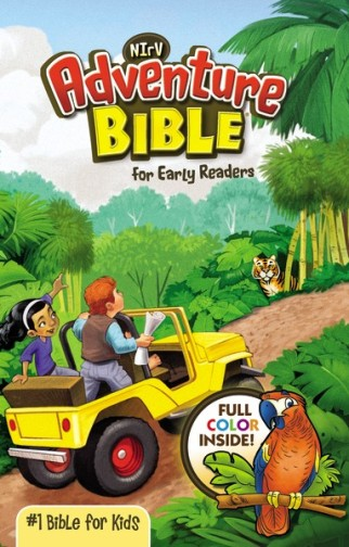 Image for NIrV Adventure Bible for Early Readers - Softcover