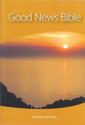 Image for Good News Bible Australian Popular Revised Sunrise Edition - Softcover