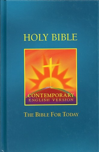 Image for CEV Bible For Today - Blue - CEB053B Hardcover