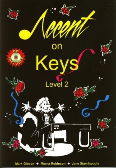 Image for Accent on Keys Level 2 Piano/Keyboard - CD Included