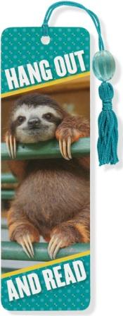 Image for Baby Sloth Beaded Bookmark