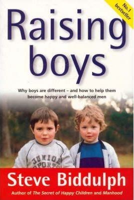 Image for Raising Boys : Why Boys are Different and How to Help Them Become Happy and Well-Balanced Men [used book]