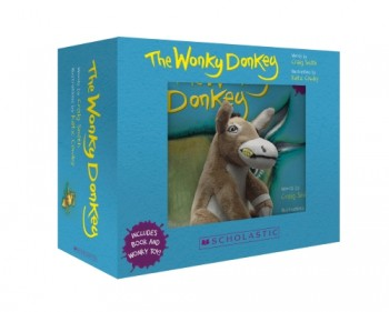 Image for The Wonky Donkey book and Plush toy Boxset Small (NO CD)