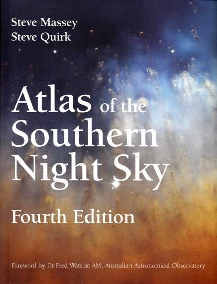 Image for Atlas of the Southern Night Sky Fourth Edition
