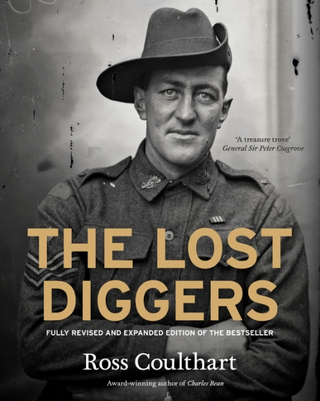 Image for The Lost Diggers: Fully Revised and Expanded Edition