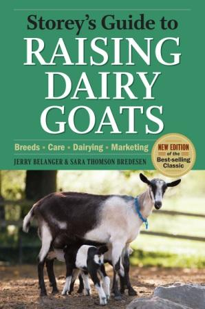 Image for Storey's Guide to Raising Dairy Goats 4th Edition