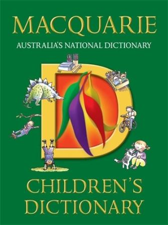 Image for Macquarie Children's Dictionary 2nd Edition