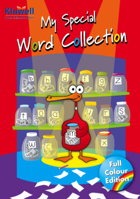 Image for Kluwell My Special Word Collection 3rd Edition - New Full Colour Edition