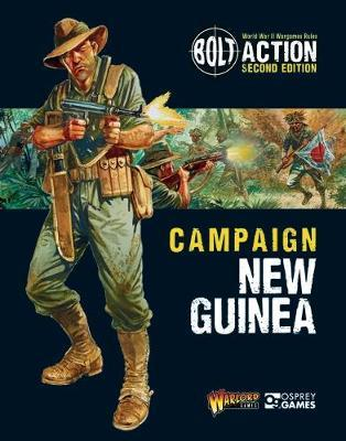 Image for Campaign: New Guinea 2nd Edition Osprey Bolt Action