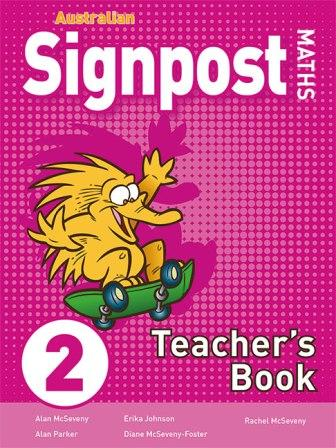 Image for Australian Signpost Maths 2 Teacher's Book (3e)