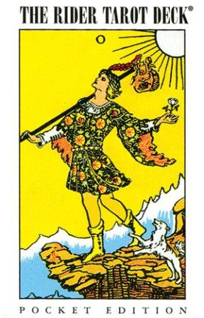 Image for Rider Waite Tarot Deck: 78 Card Deck Pocket English Edition