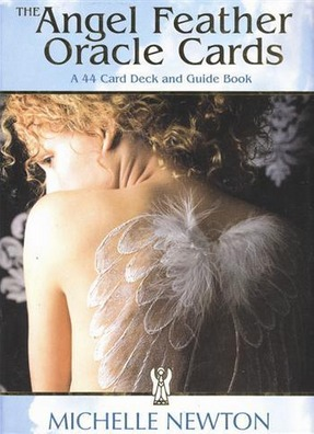 Image for The Angel Feather Oracle Cards: A 44 Card Deck and Guide Book