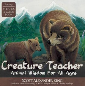 Image for Creature Teacher: Animal Wisdom for All Ages