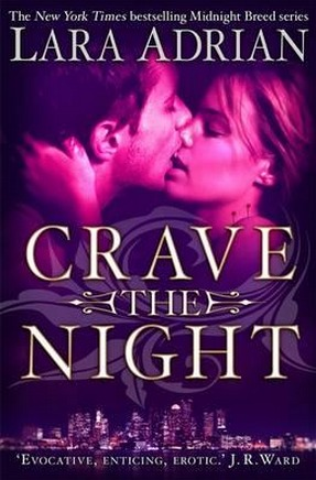 Image for Crave the Night #12 Midnight Breed