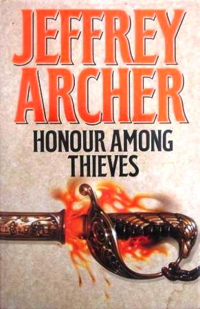 Image for Honour Among Thieves [used book]