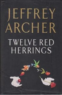 Image for Twelve Red Herrings : Short Story Collection [used book]