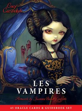 Image for Les Vampires Oracle: Ancient Wisdom and healing messages from the Children of the Night