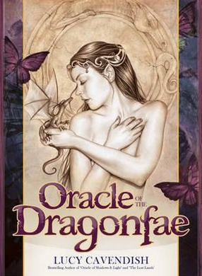 Image for Oracle of the Dragonfae : Oracle Card and Book Set