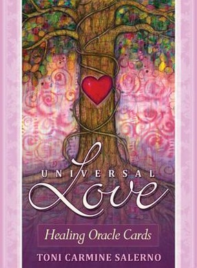Image for Universal Love: Healing Oracle Cards