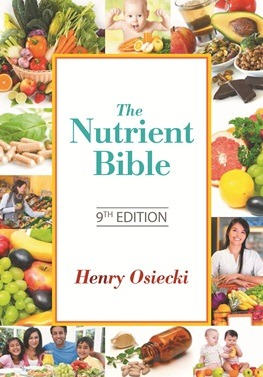 Image for The Nutrient Bible 9th Edition