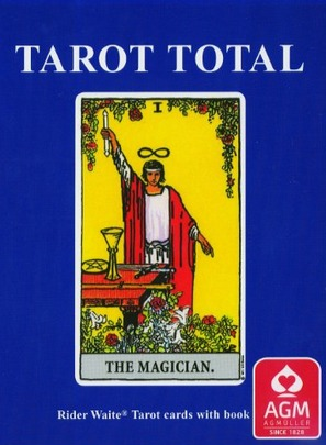 Image for Tarot Total: Rider Waite Tarot Cards with book *** OUT OF STOCK ***