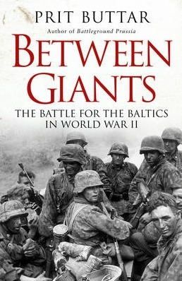 Image for Between Giants: The Battle for the Baltics in World War II