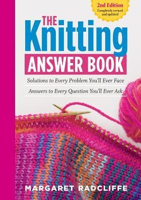Image for The Knitting Answer Book 2E