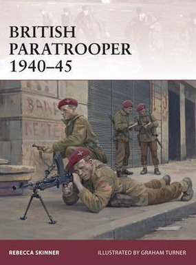 Image for British Paratrooper 1940-45 #174 Osprey Warrior