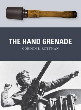 Image for The Hand Grenade #38 Osprey Weapon