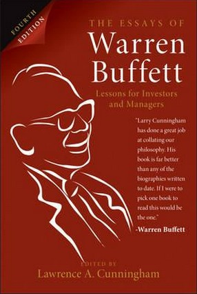 Image for The Essays of Warren Buffett 4E Lessons for Investors and Managers