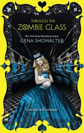 Image for Through The Zombie Glass #2 White Rabbit Chronicles