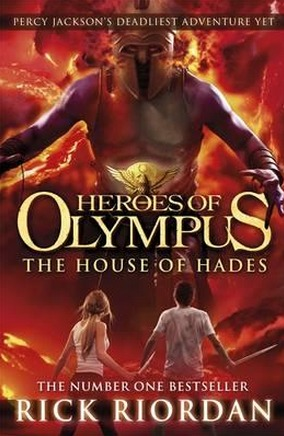 Image for House of Hades #4 Heroes of Olympus