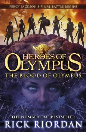 Image for The Blood of Olympus #5 Heroes of Olympus
