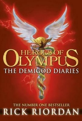 Image for Heroes of Olympus : The Demigod Diaries